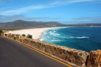 Noordhoek from Chapmans Peak Drive, Cape Town