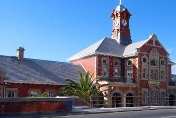 Muizenberg Railway Station, Cape Town