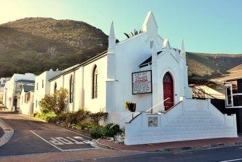 Dutch Reformed Church, Kalk Bay, Cape Town