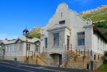 Old Magistrates Court, Muizenberg, South African Police museum, Cape Town